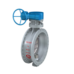 Spherical disc butterfly valve
