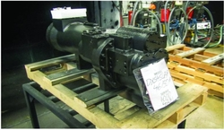 Screw compressors Remanufacturing from NORTH POLE TECHNICAL CONT. LLC