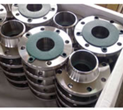Flanges from ARCELLOR CONTROLS (INDIA)