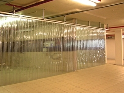 PVC Strip dealers in Qatar from AERODYNAMIC TRADING CONTRACTING & SERVICES , QATAR / TELE : 33190803 / SARATH@AERODYNAMIC.QA
