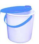 Relief Supply Plastic Bucket 14 Liter 15 Liter Relief Supply NGO Water Supply from SB GROUP FZE