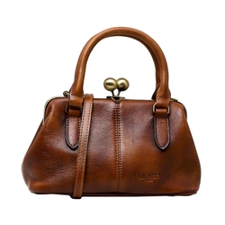 VILADO Luxury Leather Handbags for Woman