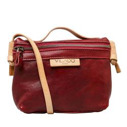 VILADO Quality Leather shoulder Bag from MIG INTERNATIONAL