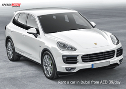 Rent a car in Dubai from SPEEDY DRIVE CAR RENTAL