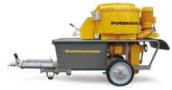 Site Mix Plastering Machine from WECARE MACHINE & SPARE PARTS TRADING LLC