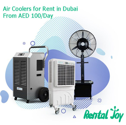 A multi-purpose equipment rental company in the UAE