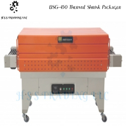 BSG-450 Thermal Shrink Packager (COLOR MAY VARY) from H S S TRADING LLC