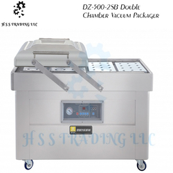 DZ-500-2SB Double Chamber Vacuum Packager