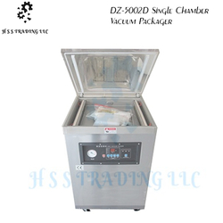 DZ-5002D Single Chamber Vacuum Packager