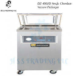 DZ-4002D Single Chamber Vacuum Packager from H S S TRADING LLC