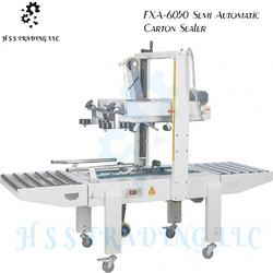 FXA-6050 Semi Automatic Carton Sealer