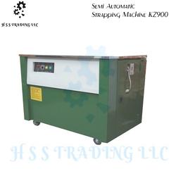 Semi Automatic Strapping Machine KZ900