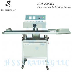 LGYF-2000BX Continuous Induction Sealer