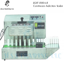 LGYF-1500A-II Continuous Induction Sealer
