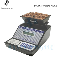 Digital Moisture Meter from H S S TRADING LLC