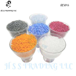 RESINS from H S S TRADING LLC
