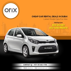 CAR HIRE AND LEASING from ORIX