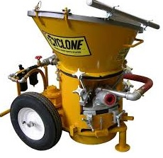 Gunite Machine from WECARE MACHINE & SPARE PARTS TRADING LLC