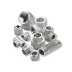 HASTELLOY FORGED FITTINGS from ALLIANCE NICKEL ALLOYS