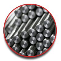CARBON & ALLOY STEEL ROUND BARS from SAPNA STEELS