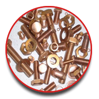 NICKEL & COPPER ALLOY FASTENERS from SAPNA STEELS
