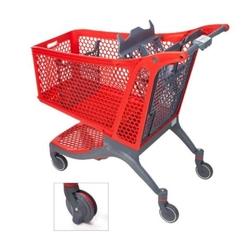 Shopping Trolley Plastic