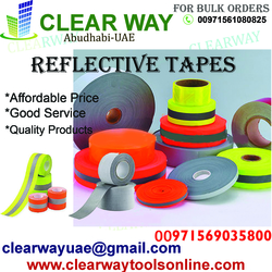 REFLECTIVE TAPE DEALER IN MUSSAFAH , ABUDHABI ,UAE