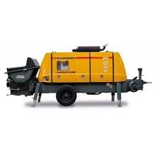 Stationary Concrete Pump from WECARE MACHINE & SPARE PARTS TRADING LLC