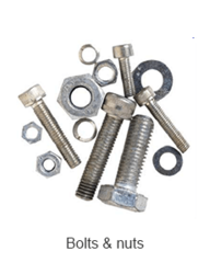 Nut and Bolts suppliers uae from FAS ARABIA LLC