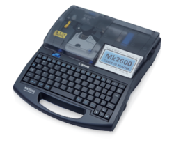 Cable ID Printer or Ferrule printing machine and accessories from FAS ARABIA LLC
