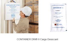 Cargo and Device protection - CONTAINER DRI® II from FAS ARABIA LLC
