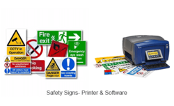 Safety Sign from FAS ARABIA LLC