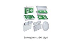 Emergency Light & Exit Lights from FAS ARABIA LLC