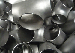 Stainless steel 202 Tee from SIDDHGIRI TUBES
