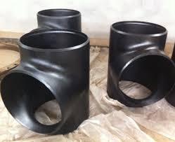 Mild steel Tee   from SIDDHGIRI TUBES