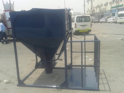 Concrete Bucket from WECARE MACHINE & SPARE PARTS TRADING LLC