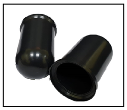 bpt Plastic Anchor bolt cap from AL BARSHAA PLASTIC PRODUCT COMPANY LLC