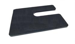 U Shim pad from AL BARSHAA PLASTIC PRODUCT COMPANY LLC