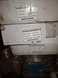 STAINLESS STEEL MIG WIRE 304L from SHANTI METAL SUPPLY CORPORATION