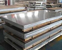 321 Stainless Steel Plates from STAR STAINLESS INC LLP