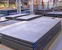 Wear and Abrasion Resistant Steel Plate