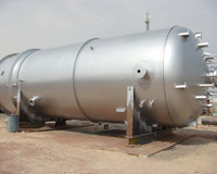 Pressure Vessel from STAR STAINLESS INC LLP