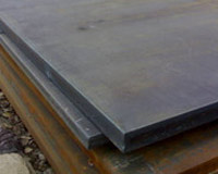 Quenched and Tempered Steel Plate EN 10025 S690QL