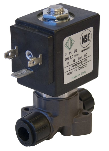 Air & Gas ODE Solenoid Valve