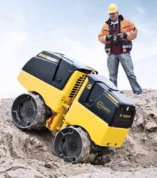 Trench Roller Compactors