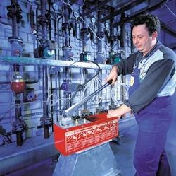 Pressure Testing Machine from ELMEC EQUIPMENT TRADING LLC
