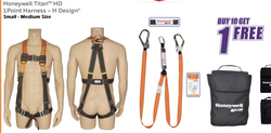 Safety harness honeywell from BRIGHT WAY HARDWARES