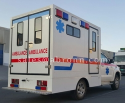AMBULANCE MANUFACTURERS AND SUPPLIERS from ABRONN FZE