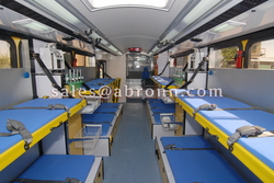 Discover the best ambulance manufacturer in the UAE ,Top quality and best price