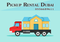 RELOCATION SERVICES from PICKUP RENTAL DUBAI